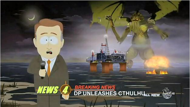 South Park X Cthulhu