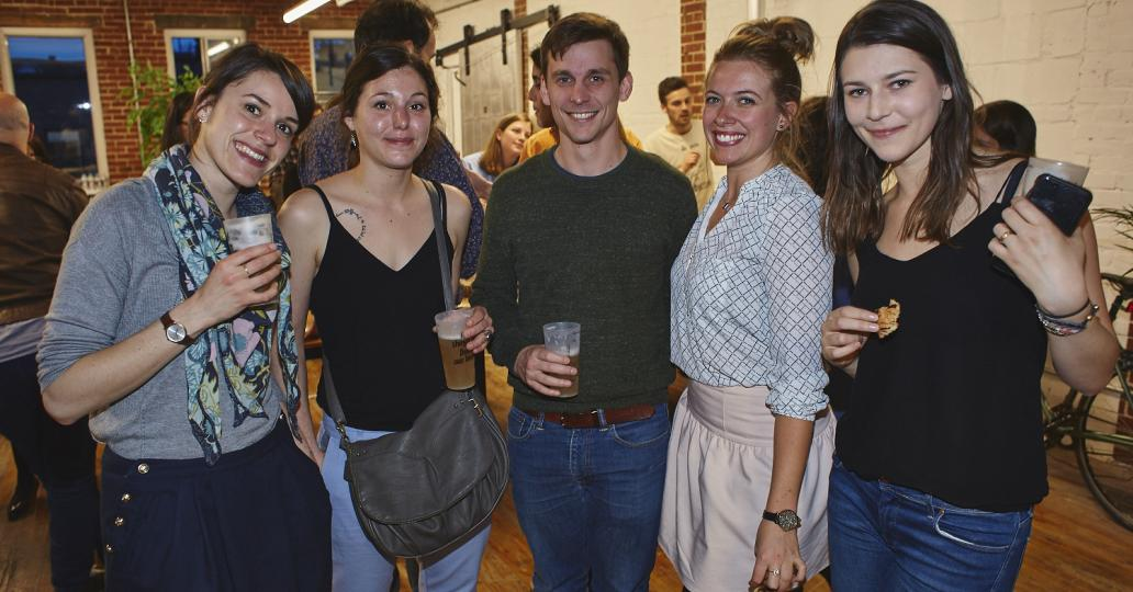 Le Grand Party du nouvel espace collaboratif Ulule [Photos]