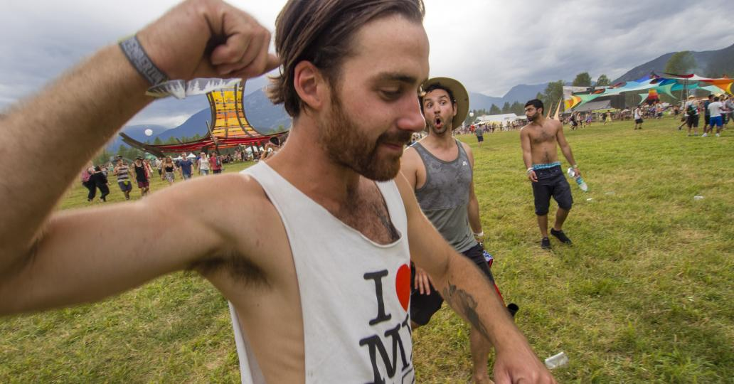 Help Me Lose My Mind: Flirting With Depravity At The Pemberton Music Festival