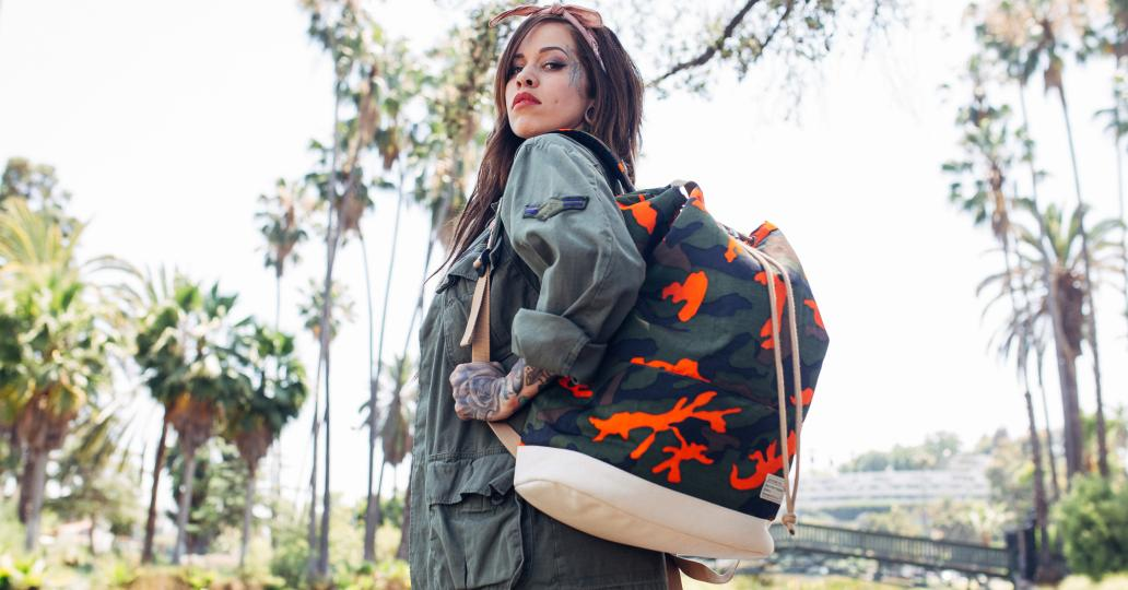 HEX lance sa collection de sacs colorés pour le printemps 2018
