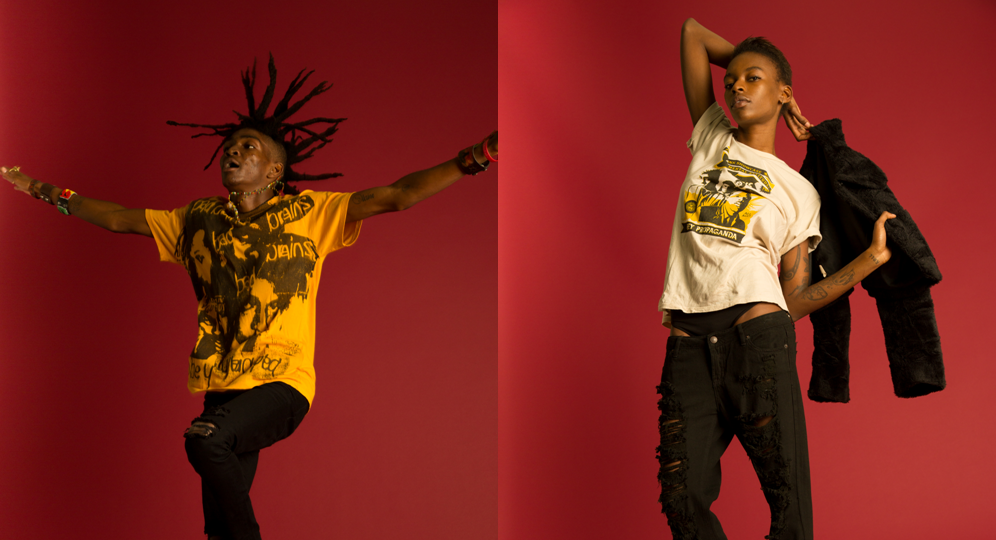 OBEY Clothing et le groupe reagge-punk Bad Brains lance une collection grunge