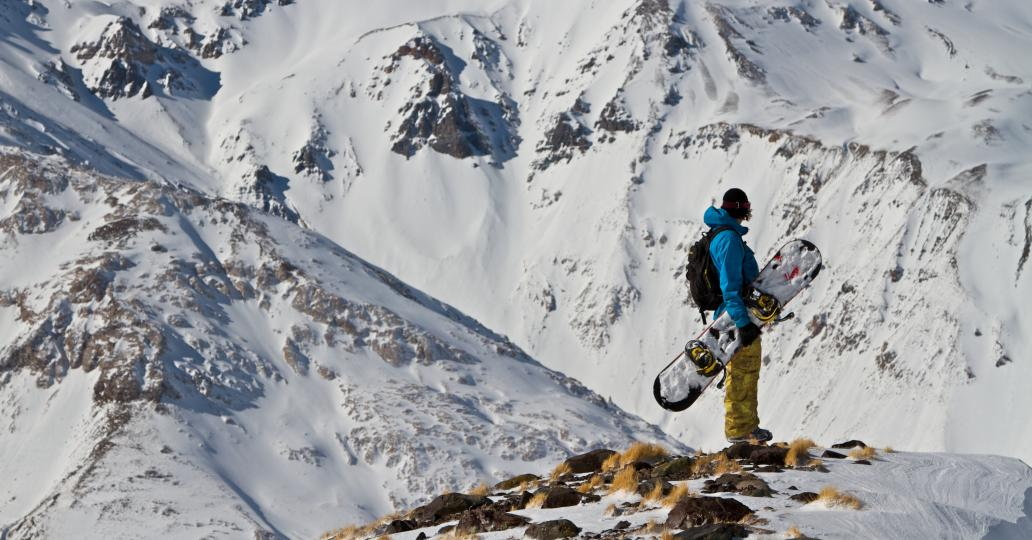 Summer Sled-Shredding in the Chilean Backcountry