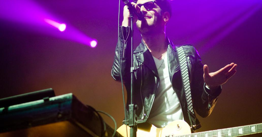 Chromeo: These guys mean business (casual) at Metropolis