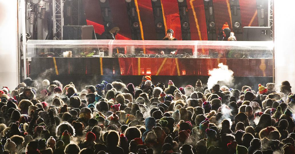 IGLOOFEST - Jour 4 - Ellen Allien, Miss Kittin, Alicia Hush, Nymra & Sofisticated
