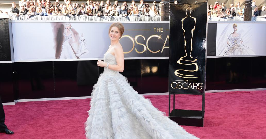 Oscar de la Renta's greatest red carpet fashion moments [GALLERY]