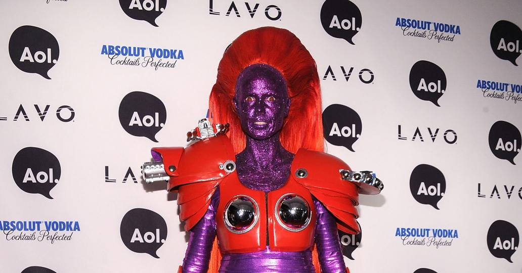 Heidi Klum's most extravagant Halloween costumes ever - yowza!