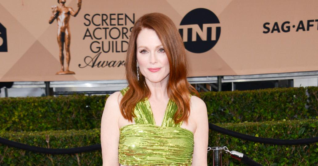 Top 10 worst SAG Awards red carpet fails, starring Julianne Moore, Kaley Cuoco [GALLERY]