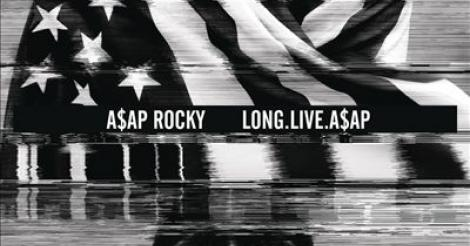 Critiques CD: A$AP Rocky  | Long.Live.A$AP