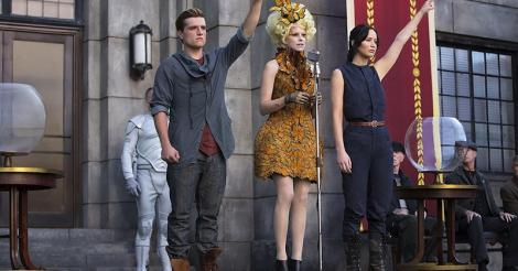 5 raisons d'aller voir «The Hunger Games: Catching Fire»
