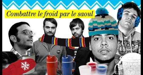 All Night Long: combattre le froid par le saoul