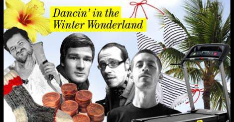 All Night Long: Dancin' in the winter wonderland