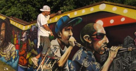 A'Shop: First NDG, then the world for this Montreal graffiti art collective
