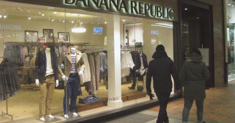 Banana Republic à Ste-Foy : un meeting point de la jeune professionnelle au style TPL