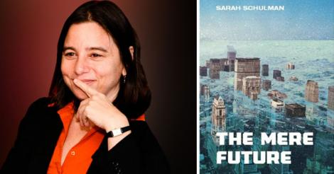 Book review: With 'The Mere Future', dystopia never looked so good