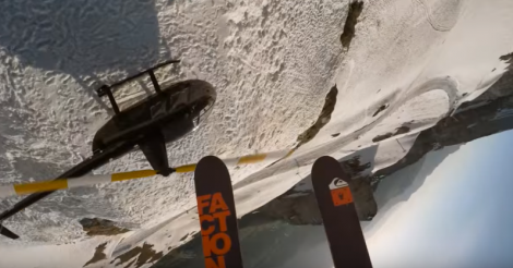Candide Thovex nous en met plein la vue avec «One of those days 3»