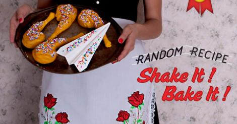 Critiques CD: Random Recipe | Shake It! Bake It!