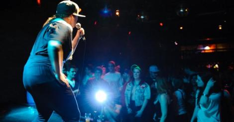 Hip-Hop Karaoke: Lose yourself, Montrealers only get one shot