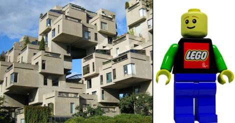 I want my Habitat 67 LEGO blocks – what about you?