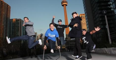 ILL-Abilities b-boy crew celebrates 5 years of living by the motto, 'No Excuses, No Limits'