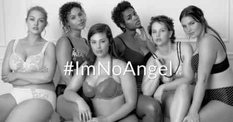 I'm No Angel : un pied de nez à Victoria's Secret.
