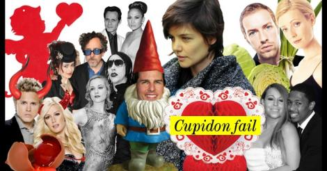 Le Dirt: Cupidon fail