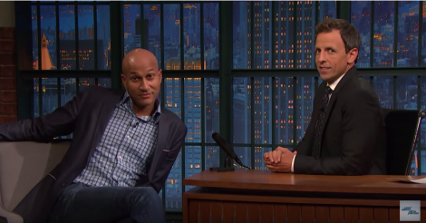 Let Seth Meyers and Keegan-Michael Key teach you their best (worst) pickup lines
