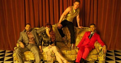 New York disco-popsters Scissor Sisters supply the sass and the soul