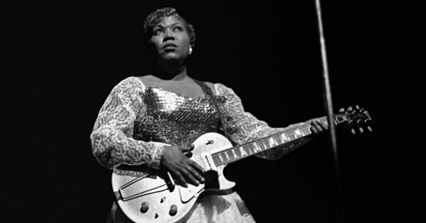 Sister Rosetta Tharpe, ou celle qui a inventé le rock and roll!