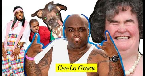 Pop up: Cee-Lo Green, héros de la semaine