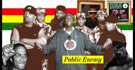 Pop up: Public Enemy, héros de la semaine