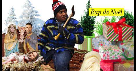 Pop up: Rap de Noël, héros de la semaine
