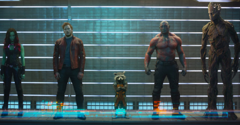 Review: 'Guardians' Amps Up The Antics And Actors In Vol. 2