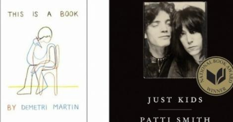 Top 5 lectures d'été: Patti Smith, Demetri Martin et des Monster Trucks
