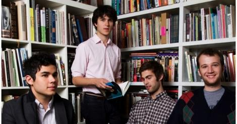 Tuyaux-concerts: Vampire Weekend, Canailles, Jamie Lidell