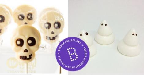 Halloween sans restriction avec Bonbon Collections!