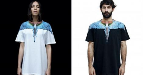 Voici la nouvelle collection de t-shirts Marcelo Burlon! Han? Qui?