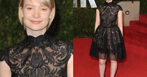 Get The Look for Less: Mia Wasikowska