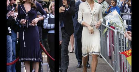 Who Wore It Better: Sarah Jessica Parker vs. Kate Middleton