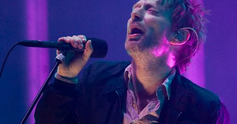 Radiohead Playing Hour-Long Episode of Colbert Report