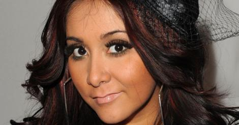 Snooki's Still Got It: Nude Photos of Pregnant Star Hit Web as Jersey Shore Cast Caught in Bar Brawl