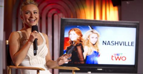 Nashville star Hayden Panettiere on Taylor Swift, her failed singing career and her own sexual awakening