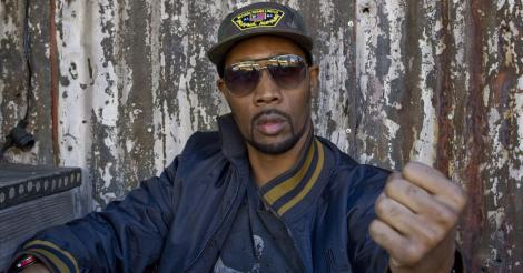 RZA makes directorial film debut with The Man with the Iron Fists