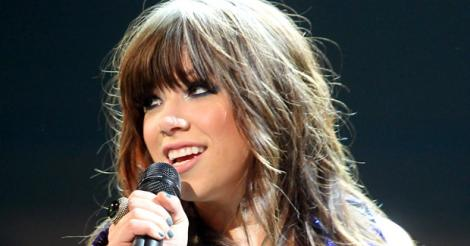 Carly Rae Jepsen's favourite song of 2012 is...