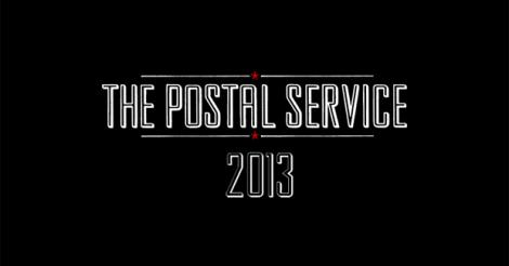 The Postal Service planning reunion tour