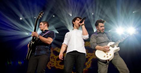 The Jonas Brothers are