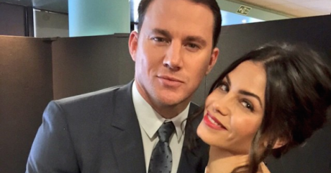 Channing Tatum's photos of wife Jenna Dewan Tatum are stunning (and infuriating)