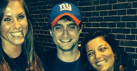 Daniel Radcliffe, Jack White and Justin Bieber land in our MORNING QUICKIES