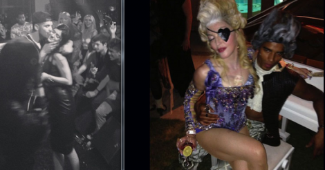 Madonna vs. Kylie Jenner - who had the better birthday bash?!