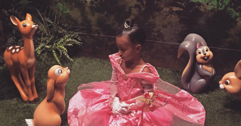 ?North West's 3rd birthday party is making us super jealous [PHOTOS]