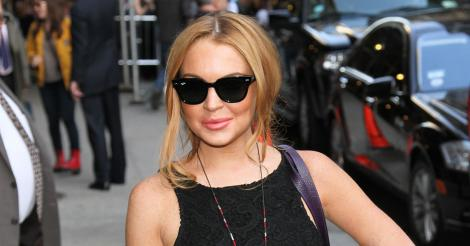 Brooklyn school sends letter to parents warning of Lindsay Lohan's arrival